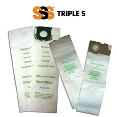Triple S Filters & Bags by Green Klean