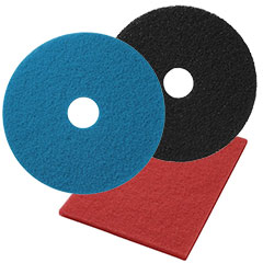 UnoClean Floor Pads & Sand Screens