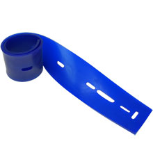 Viper Fang 18C Autoscrubber Replacement Rear Squeegee Blade - Blue