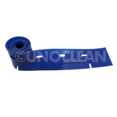 Fang32T Replacement Front Squeegee Blade - Blue - Viper Autoscrubber Accessory