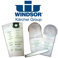 Windsor Filters & Bags by Green Klean