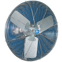 Schaefer Washdown-Duty Air Circulating Fans
