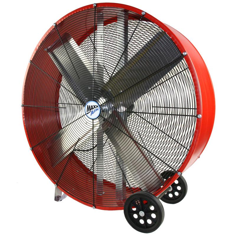 Direct Drive Fans : Quot maxxair direct drive barrel fan unoclean