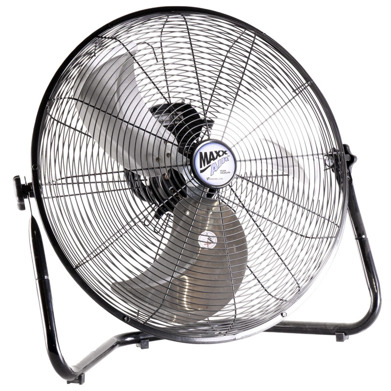 20 inch high velocity floor fan unoclean