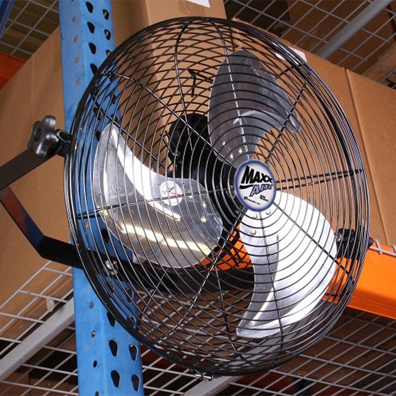 Airplane Wall Mounted Fan : Maxxair quot speed wall mount fan unoclean