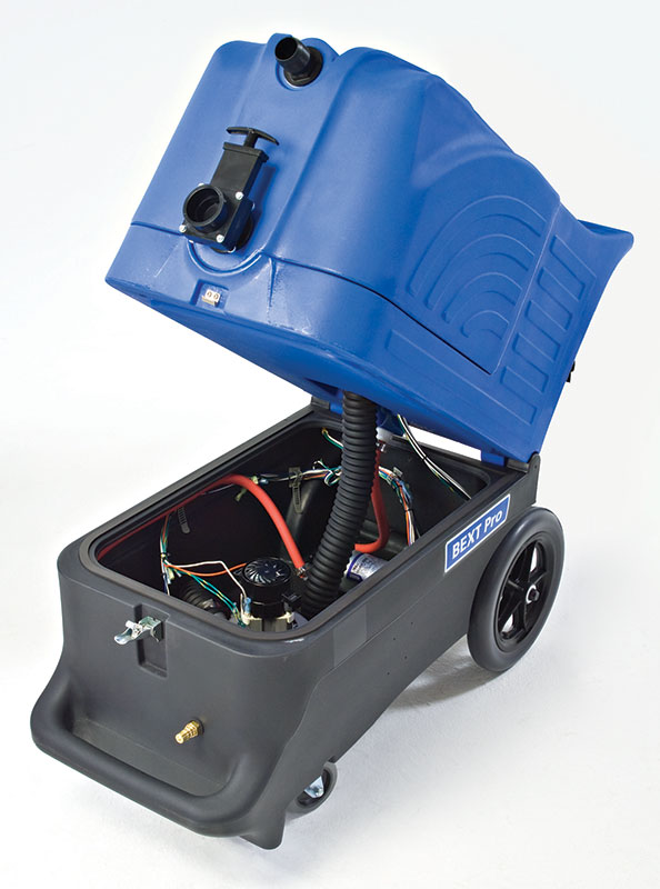 Clarke BEXT Pro 100 Portable Carpet Box Extractor