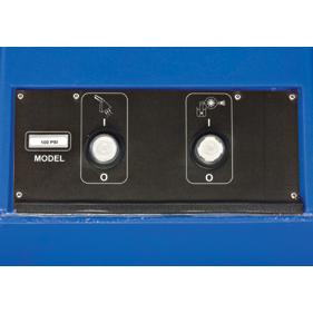Box Extractor Control Panel