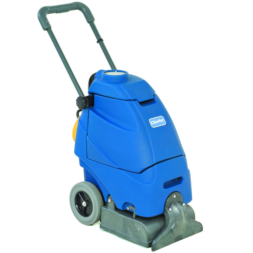 Clarke Clean Track 12 Self Contained Carpet Extractor