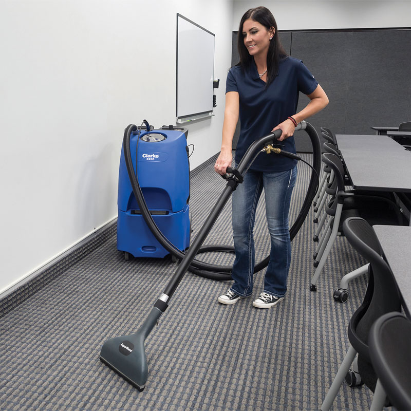 Ex30 Portable Heated Carpet Extractor Unoclean