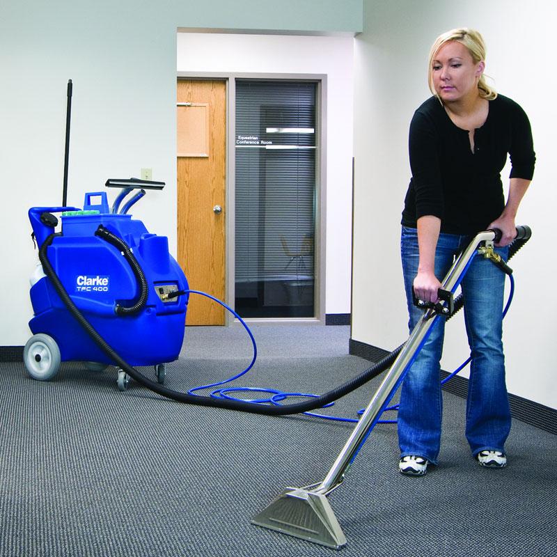 Clarke Tfc 400 All Purpose Cleaning Machine Cart Unoclean