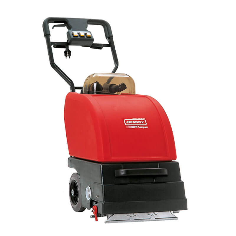 Cleanfix® [TWCOMPACT] Carpet Extractor - Self-Contained - 13