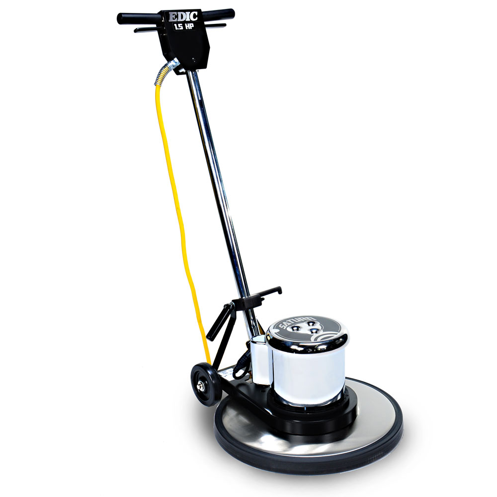 Saturn 20 dia low speed floor buffer unoclean for Floor cleaning machine