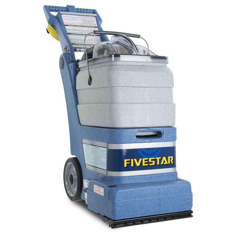 EDIC Fivestar 411TR Self Contained Extractor - Multi-Floor Unit - 3 Gallon