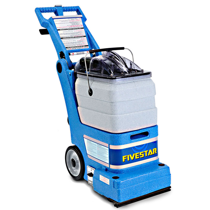Fivestar 401tr Self Contained Carpet Extractor 3 Gallon