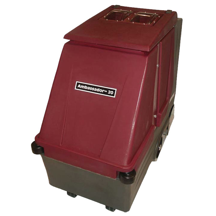 MinuteMan Ambassador 20 Self-Contained Carpet Extractor