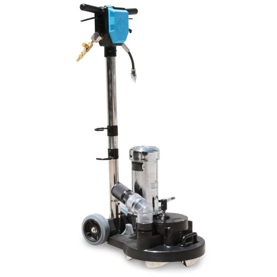 T-REX Total Rotary Carpet Extraction Machine