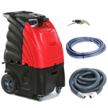 Sandia Sniper 12-Gallon Indy Automotive Extractor  - 100 PSI