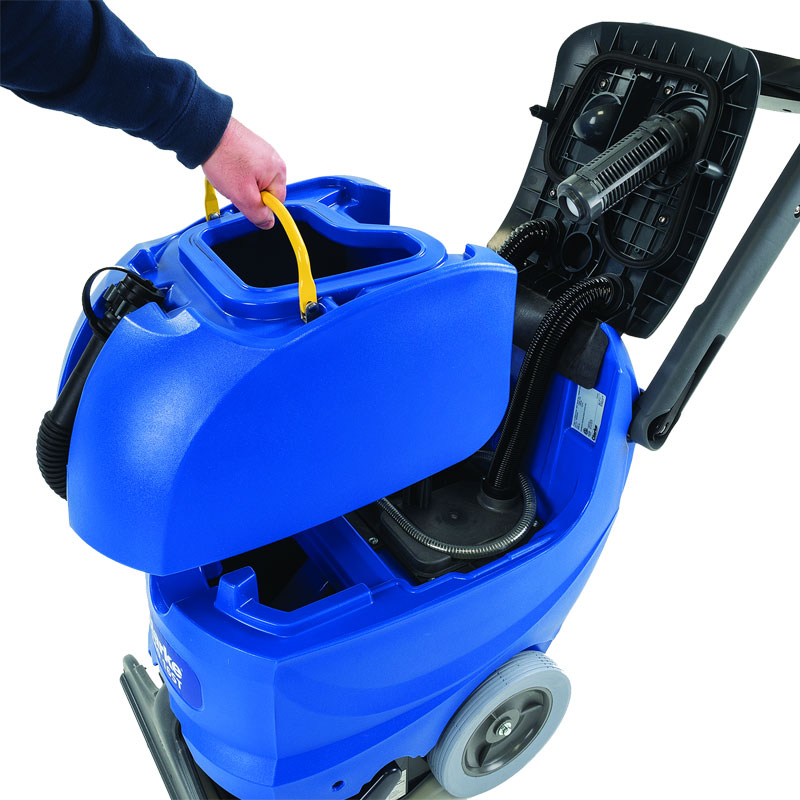 clarke EX40 16ST self contained carpet extractor