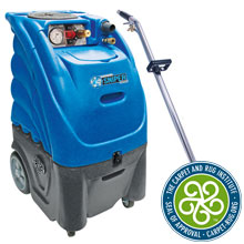 Sandia Carpet Cleaning Box Extractor 12 Gal 300 PSI w/ Heat