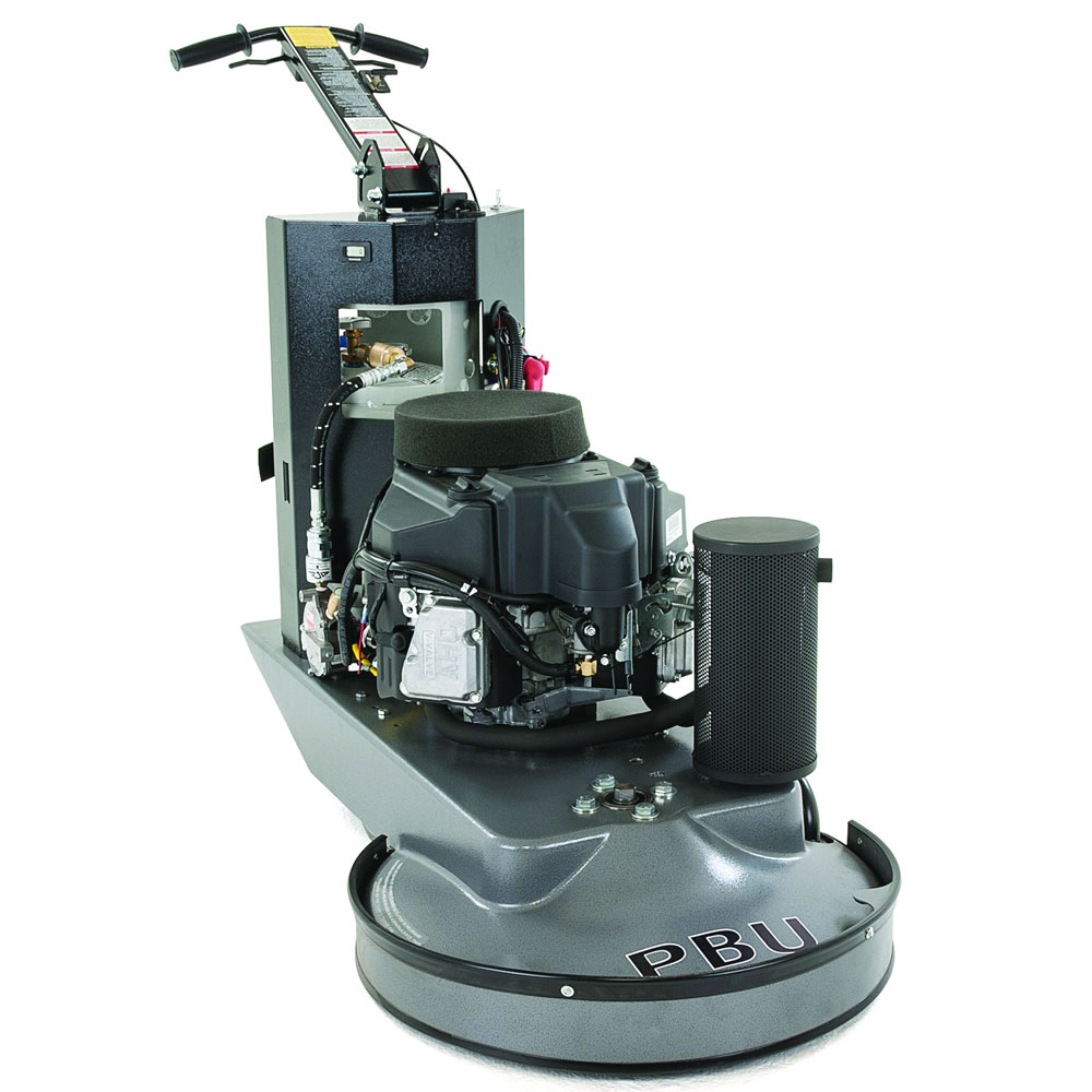 Clarke PBU 21 Dust Control Series Propane Burnisher
