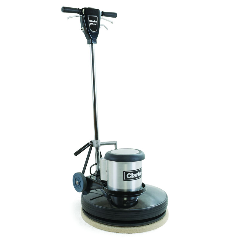 Clarke cfp pro 20 high power floor machine unoclean for Floor cleaning machine