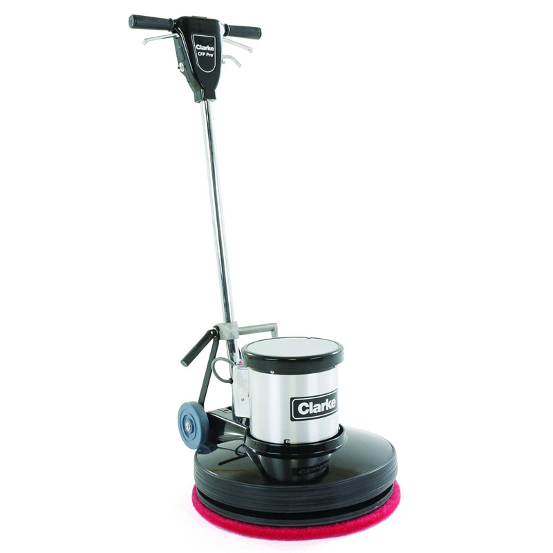 Cfp pro 20ds floor polisher machine unoclean for Floor cleaning machine