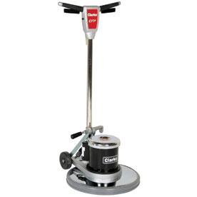 Clarke cfp 200 floor buffer polisher machine 20 inch pad for 13 inch floor buffer