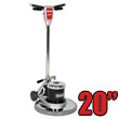 Clarke CFP 200 Floor Buffer Polisher Machine - 20 Inch Pad