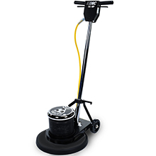 "17"" Stinger Dual Speed Floor Buffer w/ Pad Driver UNO-17DS3-BK"