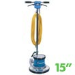 "Mastercraft MD-15D Low Speed Floor Machine - 15"" Brush MC-MD-15D"