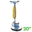 "Mastercraft MTS-20E Dual Speed Floor Machine - 20"" Brush MC-MTS-20E"