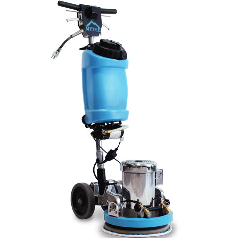 Eco 13 orbital all surface floor machine unoclean for 13 floor machine