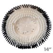 14 inch Carpet Shampoo Floor Machine Scrub Brush