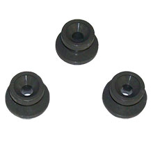 Floor Machine Pad Driver Plastic Lugs - Set of 3 - Malish L-800P