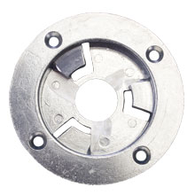 "Floor Machine Pad Driver Clutch Plate - 3.38"" Centerhole - Malish P-900"