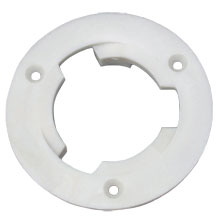 "Malish [P-200] Floor Machine Universal Pad Driver Clutch Plate - Most Std. Speed Machines - 4"" Centerhole"