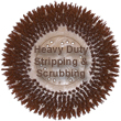Malish Floor Machine Grit Rotary Brushes, MAL-GRIT™, CLEAN-GRIT™ Nylon Bristle Scrubbing Brushes & High Productivity Brushes - Floor Machine Replacement Brushes & Pads