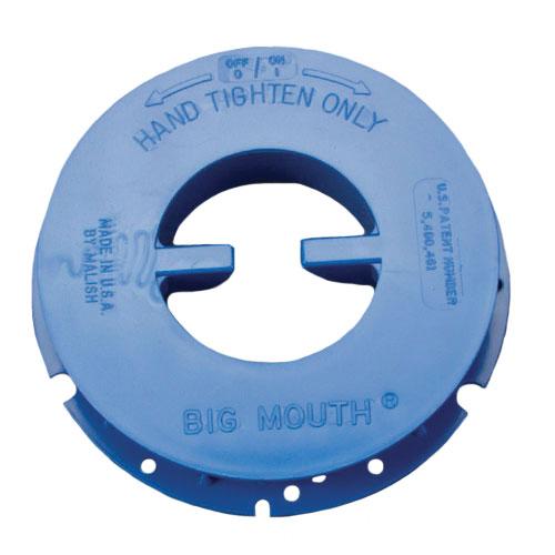 Malish 792455 Big Mouth 174 Floor Machine Pad Centering