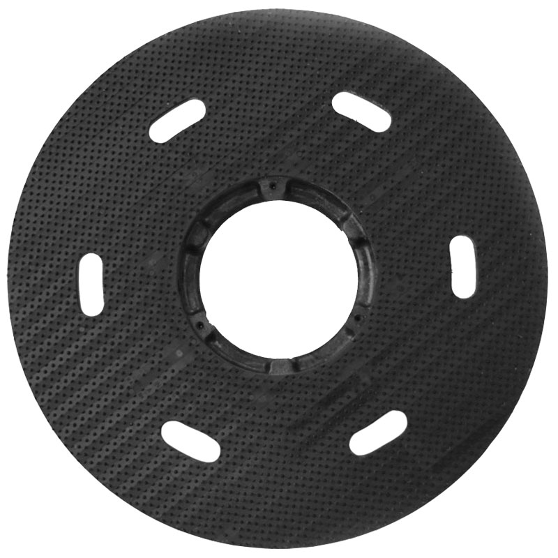 Malish [786719] Floor Machine MIGHTY-LOK® Polymeric Face Pad/Disc Driver - Solid Block - 19