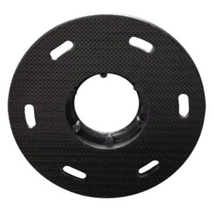 Malish [786717] Floor Machine MIGHTY-LOK® Polymeric Face Pad/Disc Driver - Solid Block - 17