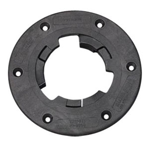 Malish [782014] Floor Machine Economy Sandpaper Pad/Disc Driver w/ Universal Clutch Plate - 14