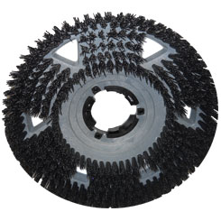 Malish UNI-BLOCK Showerfeed Poly Scrubbing Brush
