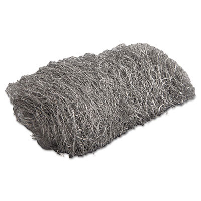 Industrial-Quality Steel Wool Hand Pads - #2 Medium Coarse