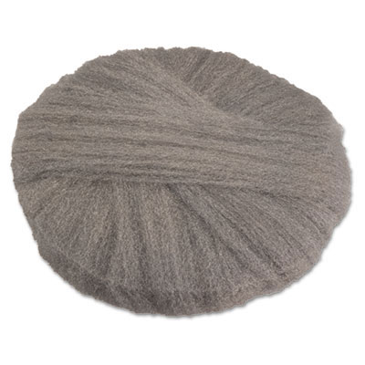 Radial Steel Wool Floor Pad - 1 Grade Cleaning/Scrubbing