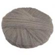 "Global Material [120200] Radial Steel Wool Floor Machine Pad - 0 Grade Cleaning/Polishing - (12) 20"" Dia. Pads GMT120200"