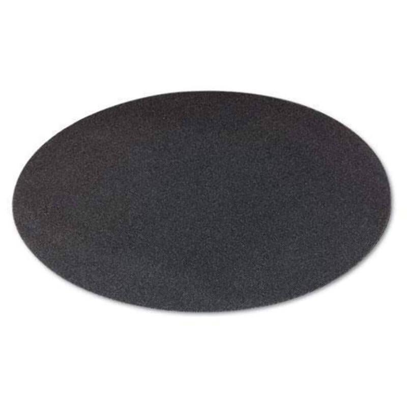 Premiere pads floor machine sanding screen black 60 for 17 floor sanding disc