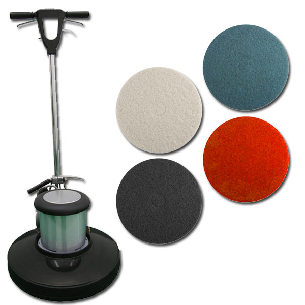 20 inch floor buffer polisher machine unoclean for 15 inch floor buffer