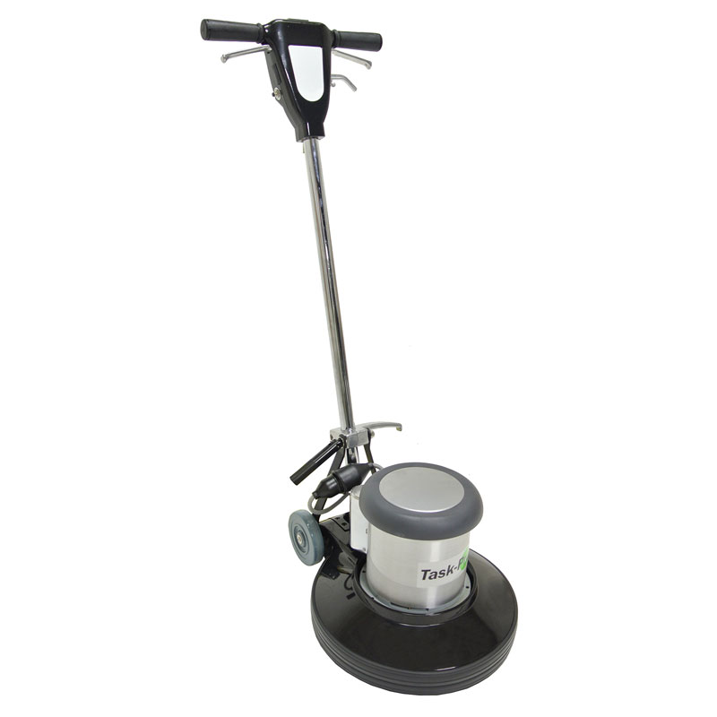 TASK-PRO Low Speed Buffing Floor Machine - 175 RPM - 17