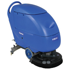Clarke 05334A Battery Powered Automatic Floor Scrubber - Focus II S20 Disc