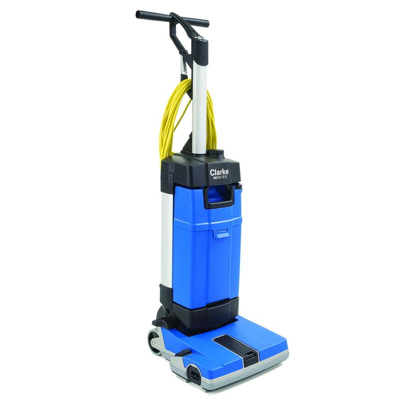 Ma10 12e Upright Auto Floor Scrubber Unoclean
